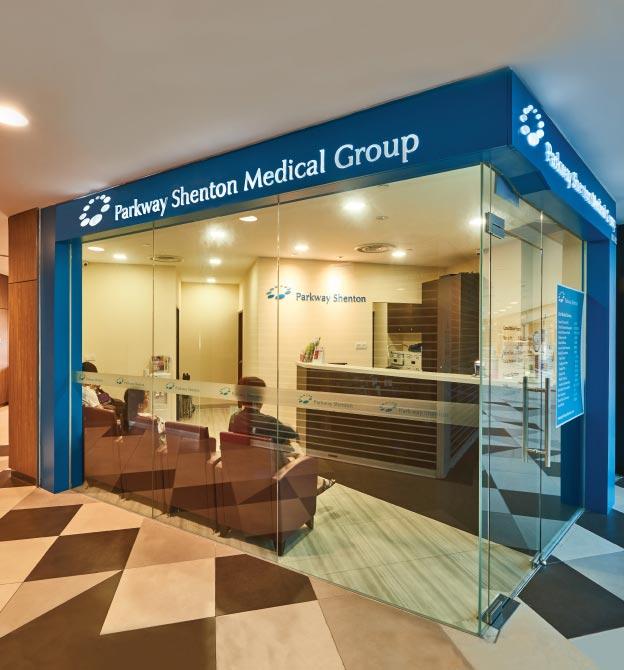 Bukit Panjang Plaza - Shenton Medical Group