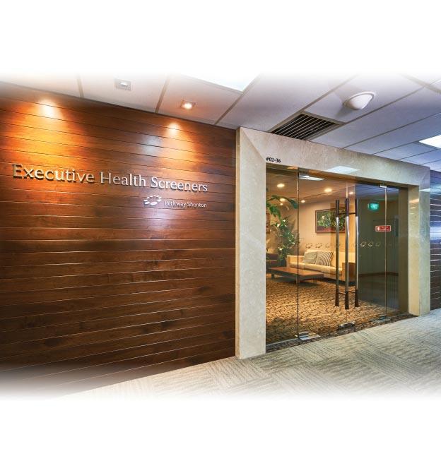 Executive Health Screeners - Gleneagles Hospital