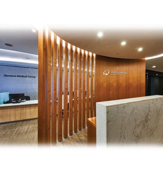 Mandarin Gallery - Shenton Medical Group