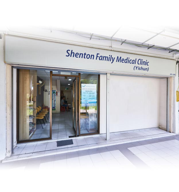Yishun Central - Shenton Medical Group