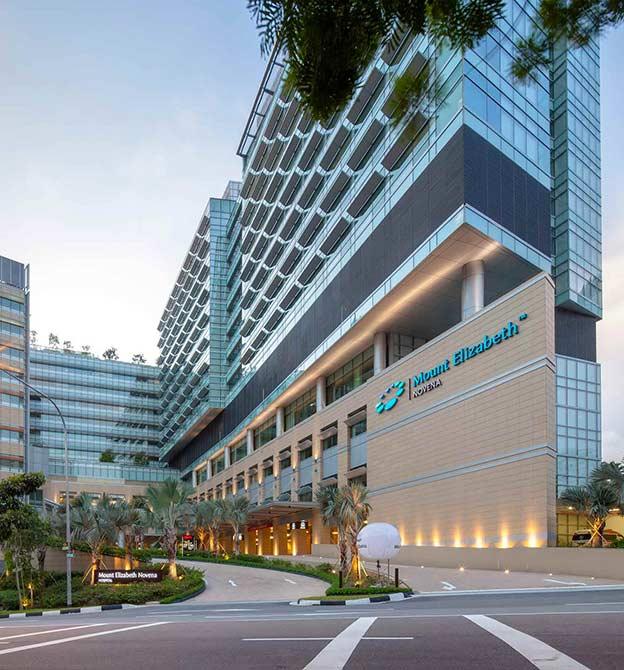Mount Elizabeth Novena Hospital - 24-Hour Clinic